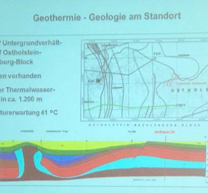 Bürger über Geothermie informiert!